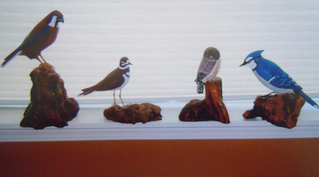 Lary Hansen birds